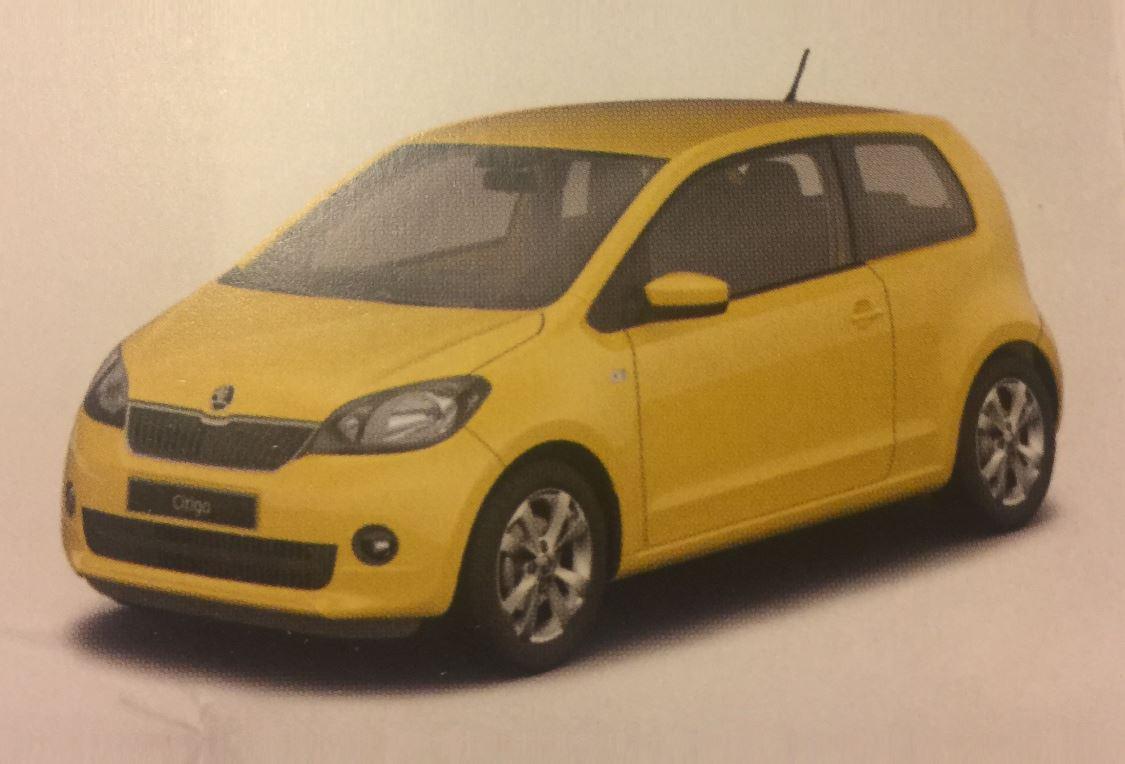 Manual Car - 2013 Skoda Citigo